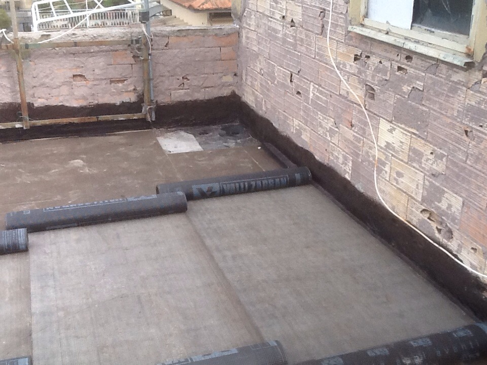 Impermeabilizzazione terrazzo copertura – Manutenzione ordinaria ...